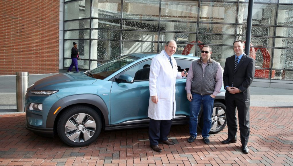 First 2019 Hyundai Kona Electric Delivery