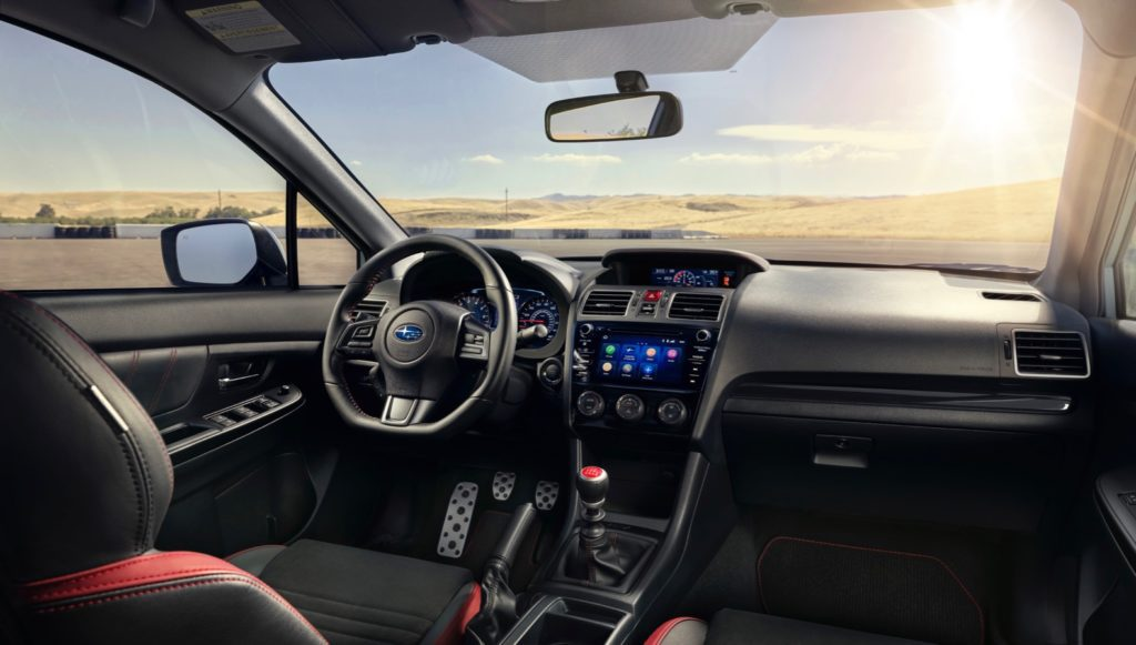 2019 Subaru WRX Review