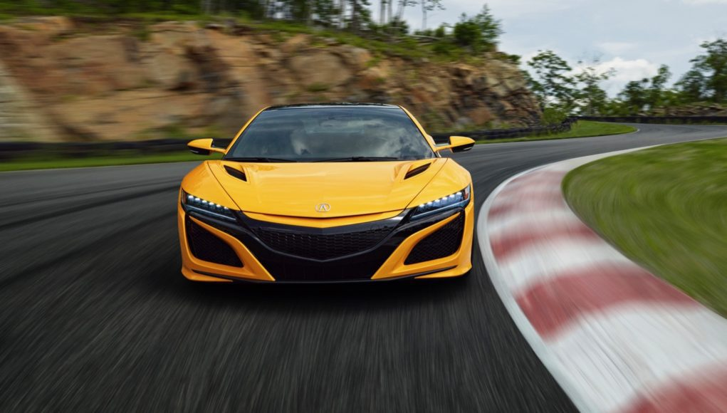 acura nsx type r and convertible to debut in 2021  the