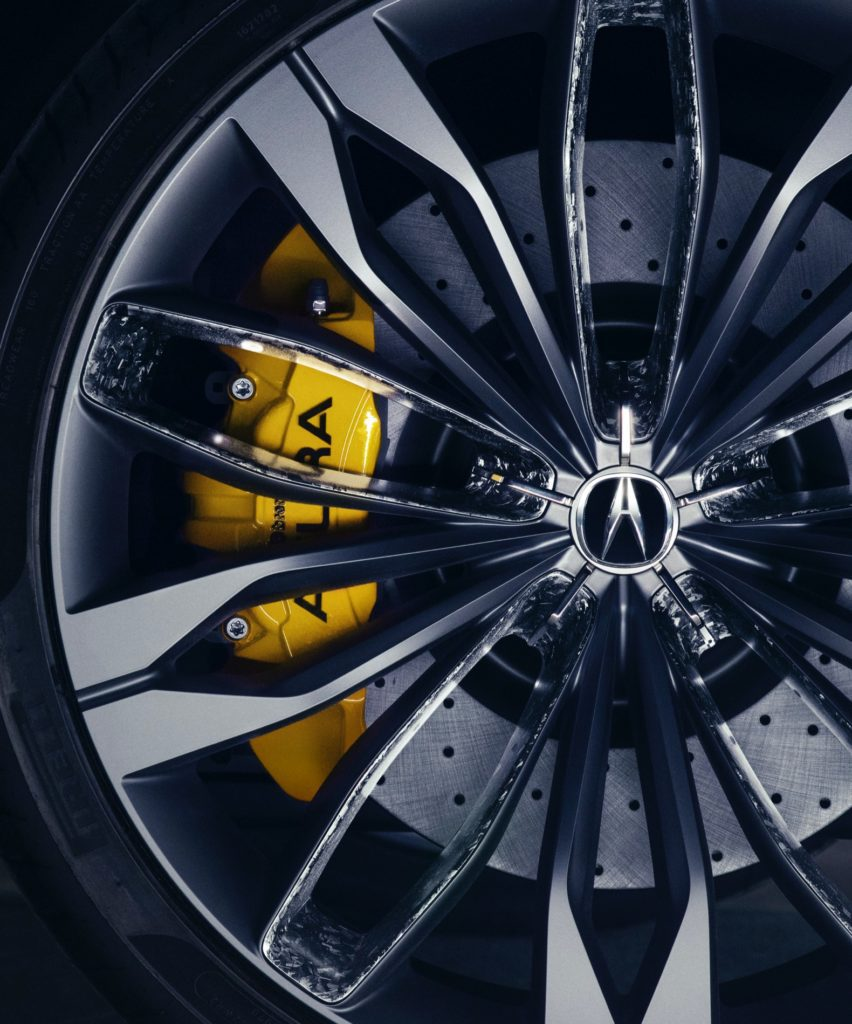 Acura Type S Concept Previews The Next-gen TLX