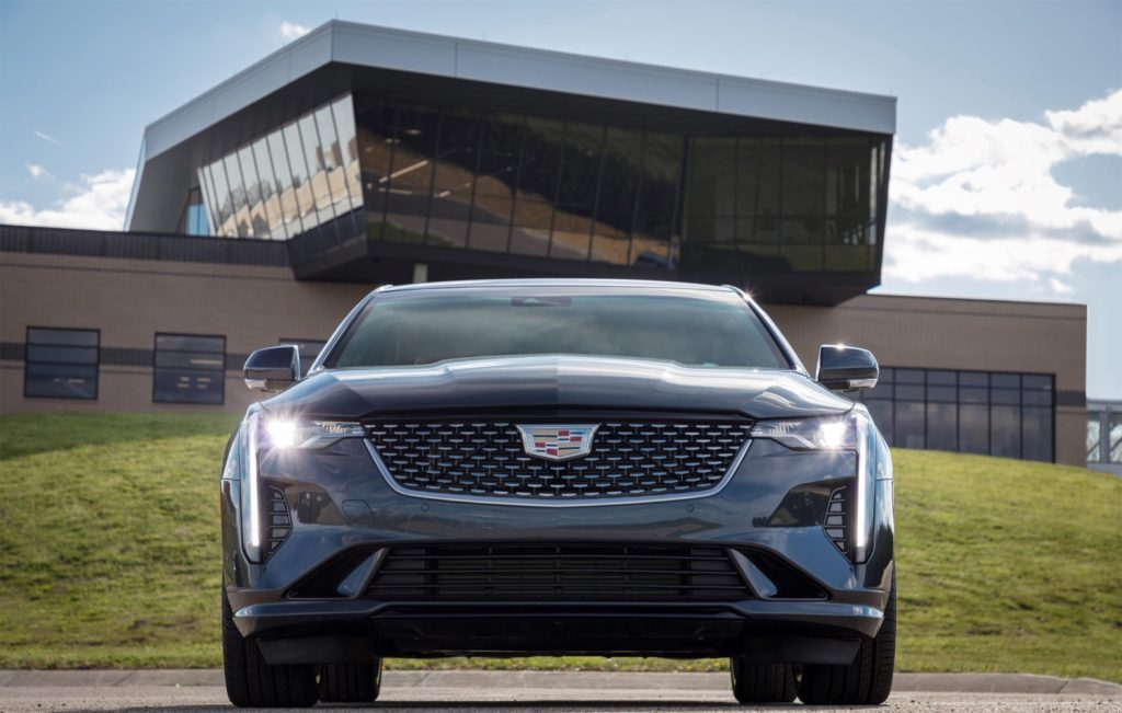 2020 Cadillac CT4 starts at $33,990   The Torque Report