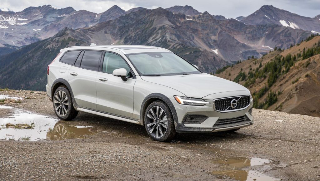 2020 Volvo V60 Cross Country Review