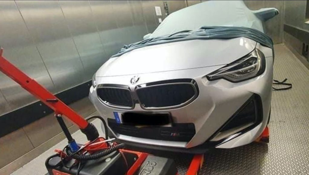 next-generation BMW 2 Series Coupe