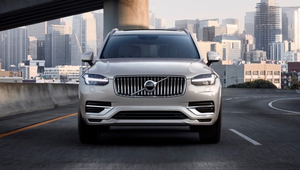 Volvo XC90 Recharge Twin Engine Inscription