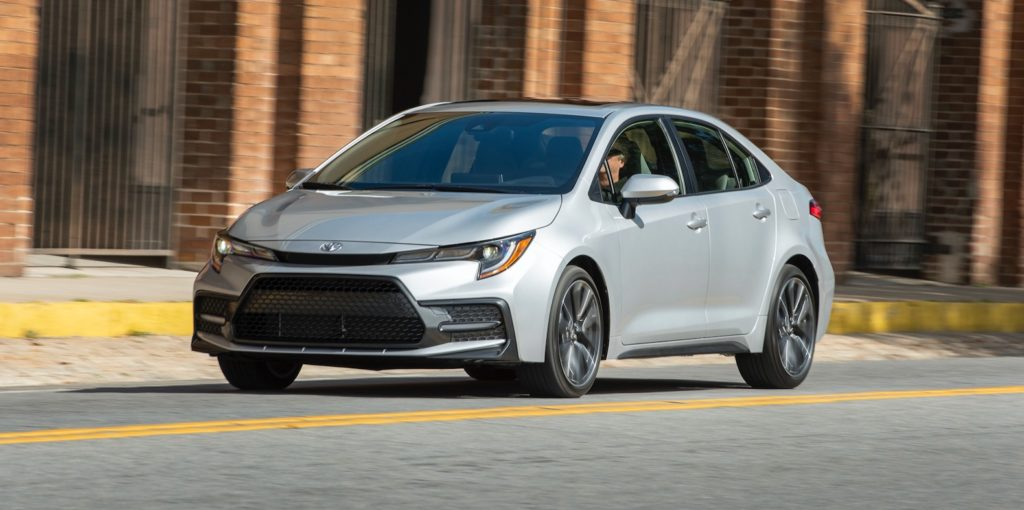 2020 Toyota Corolla Review