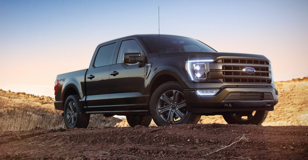 2021 Ford F_150