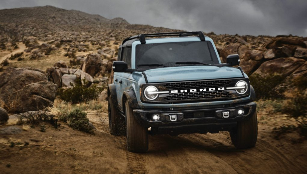 2021 ford bronco production to kick off in march or april