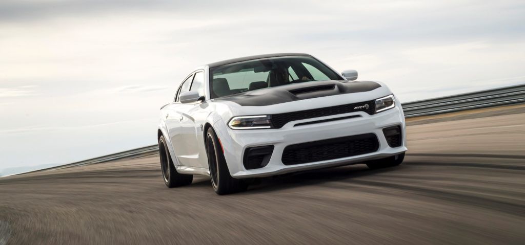 2021 Dodge Charger SRT Hellcat Redeye: With 797 horsepower the Charger SRT Hellcat Redeye
