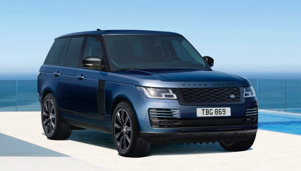 Range Rover HSE Westminster Edition