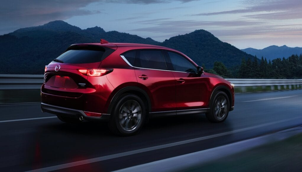 2021 Mazda CX-5 gets a larger infotainment screen | The ...