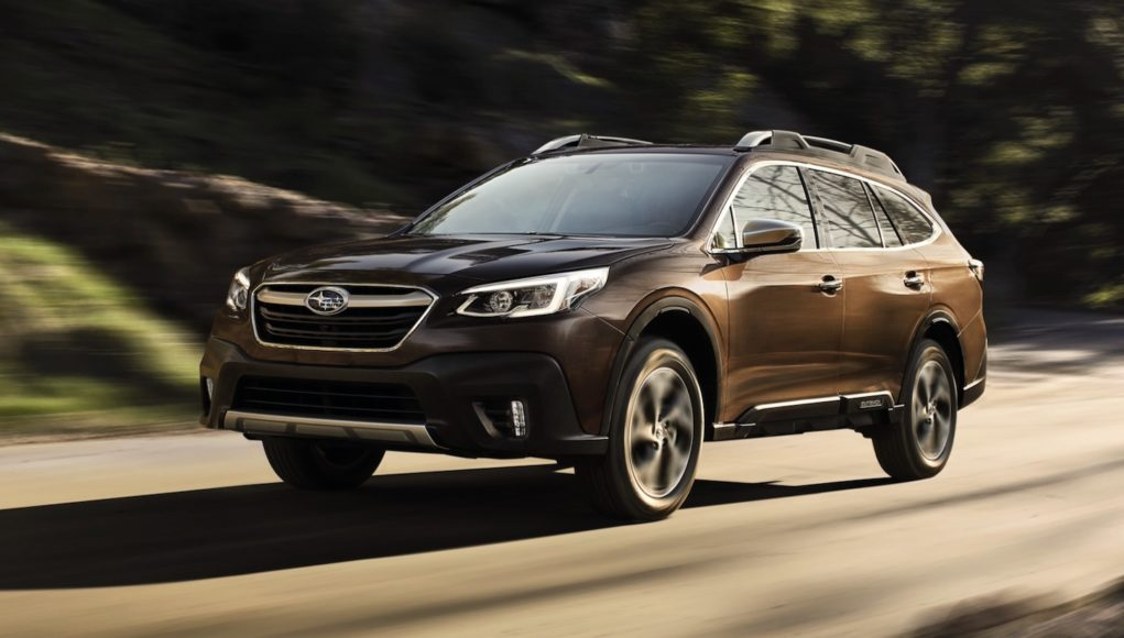 2021 subaru legacy and outback pricing announced  the