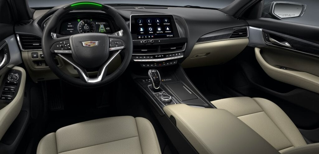 2021 Cadillac CT5 with Enhanced Super Cruise