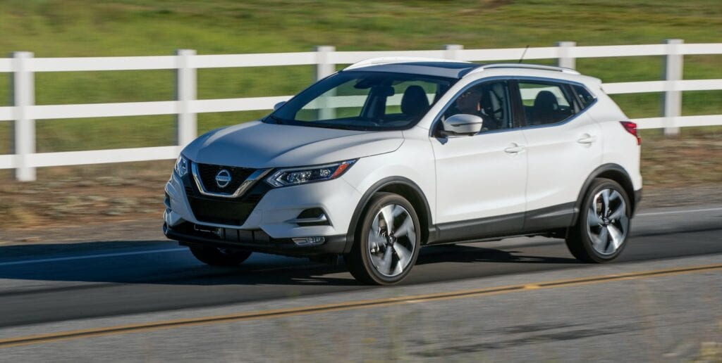 2020 Nissan Rogue Sport Review