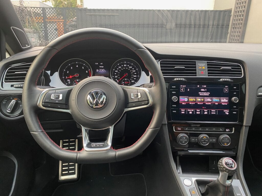 2020 Volkswagen Golf GTI Review