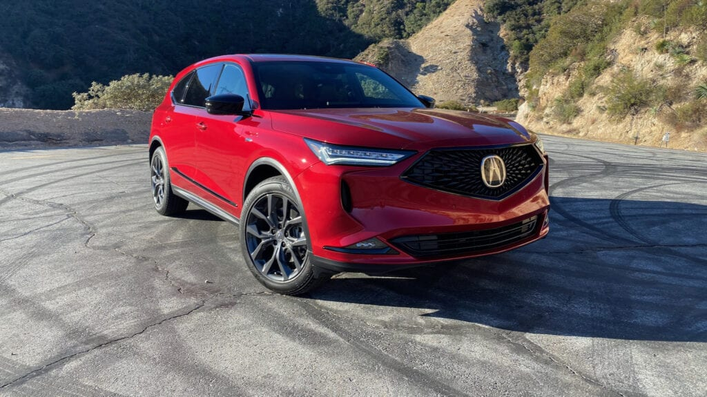 2022 Acura MDX Review