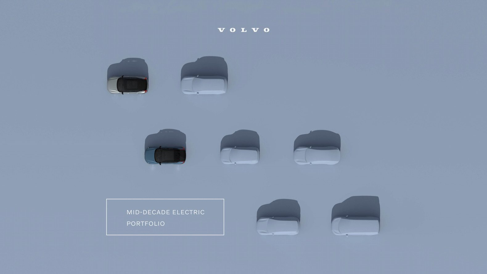 Volvo electric lineup