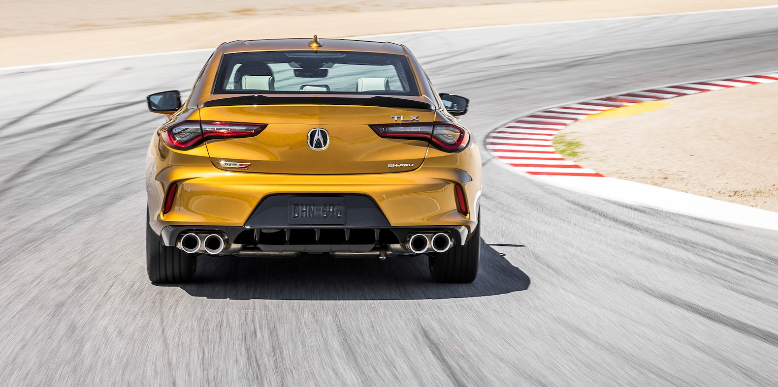 2021 Acura TLX Type S Pace Car