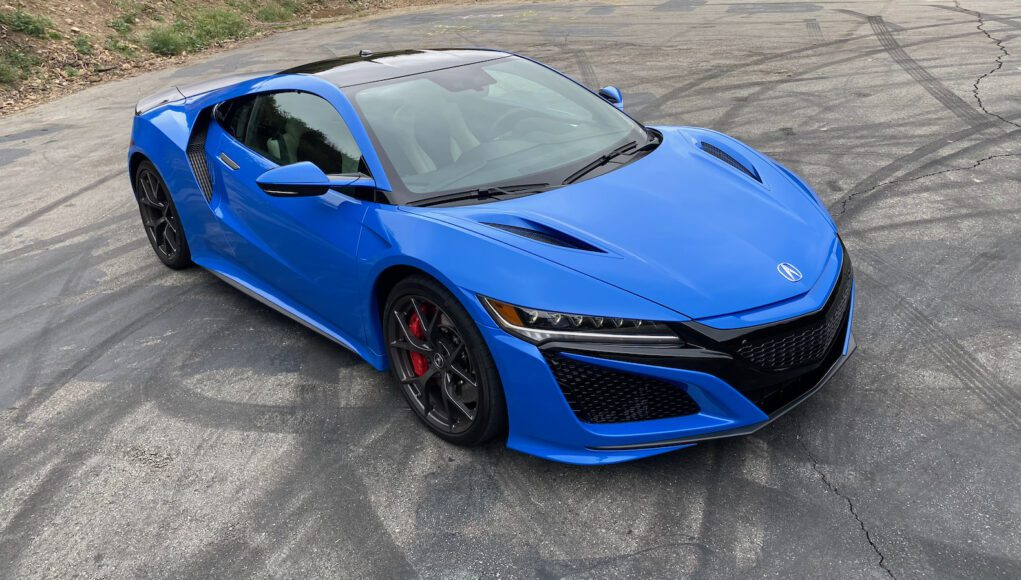 2021 Acura NSX Review