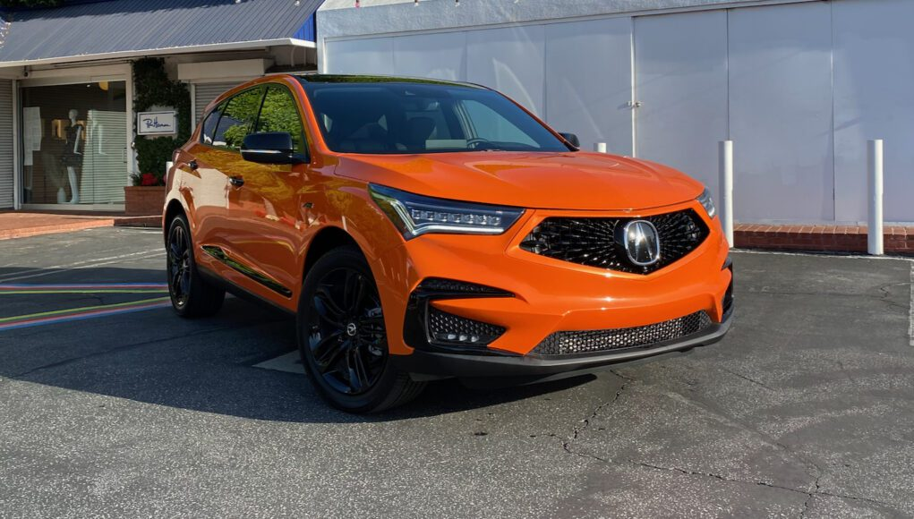 2021 Acura RDX PMC Edition Review