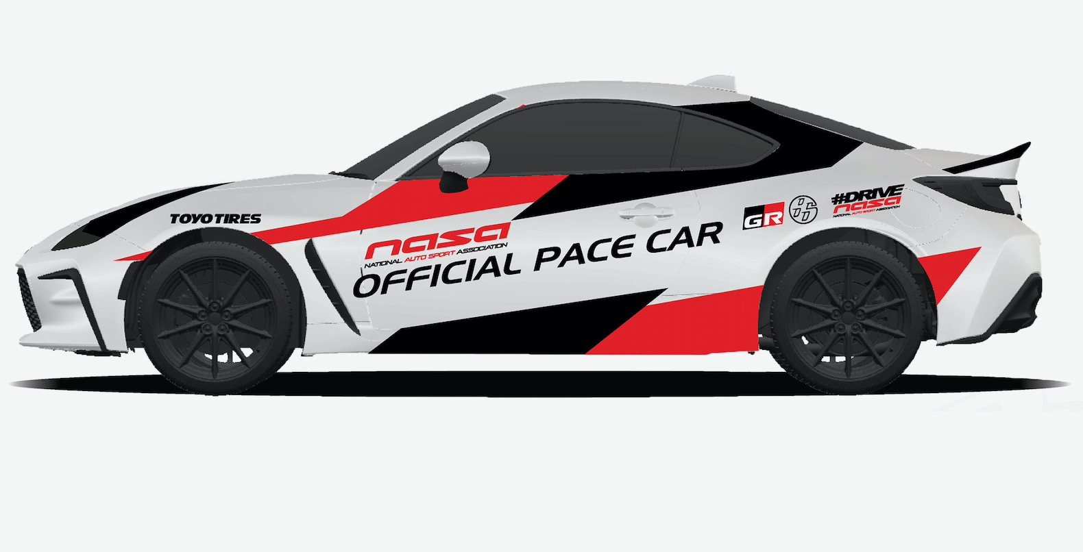 2022 Toyota GR 86 Pace Car