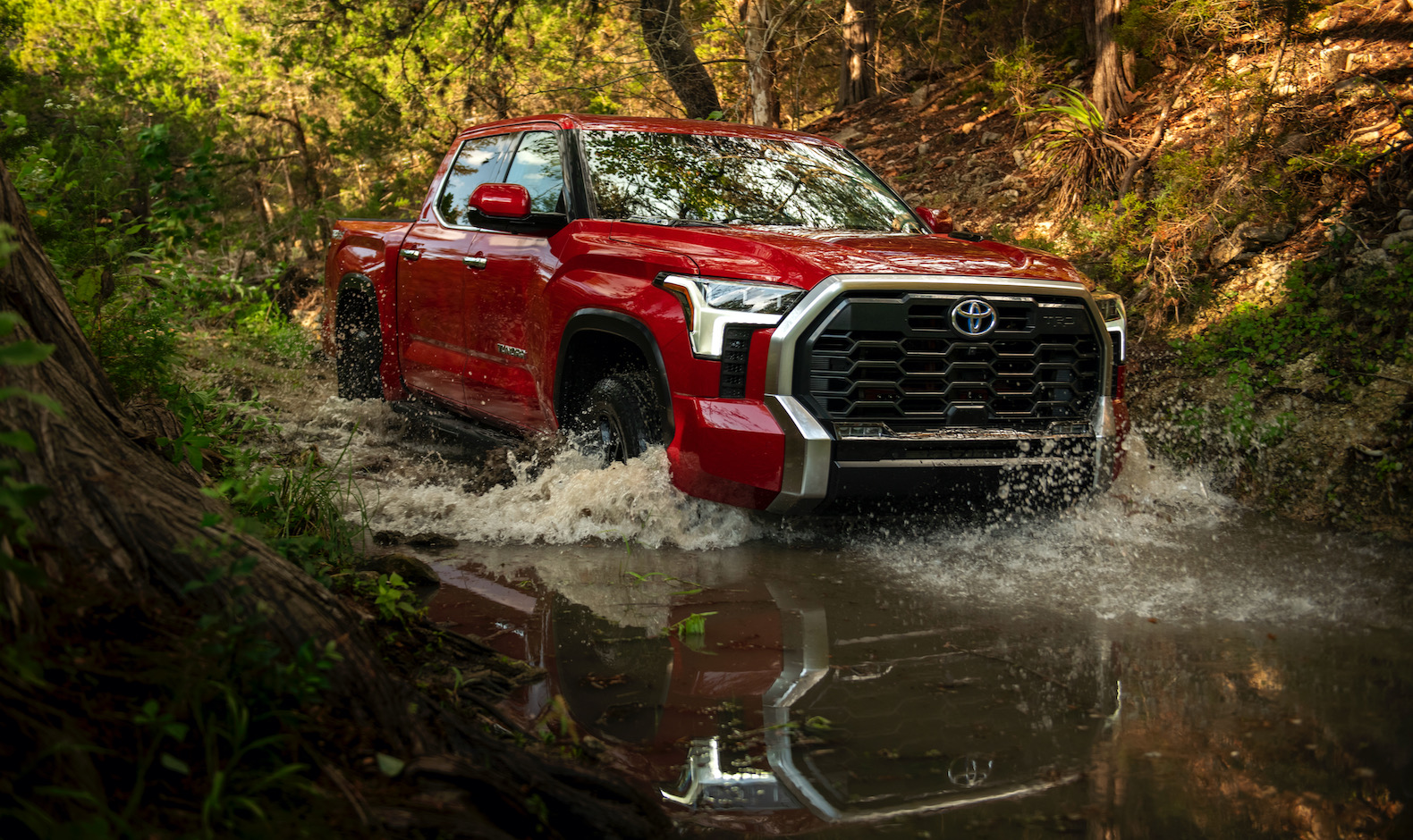 2022 Toyota Tundra Limited TRD Off-Road